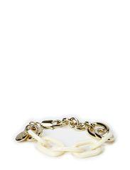 KIDRINA/B SG WHITE - SHINY GOLD/WHITE
