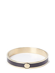 PENN METAL BRACELET - SHINY GOLD BLACK