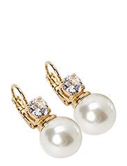 LYNA SG WHITE - SHINY GOLD WHITE