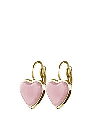 CARITA - SHINY GOLD/ROSE QUARTZ
