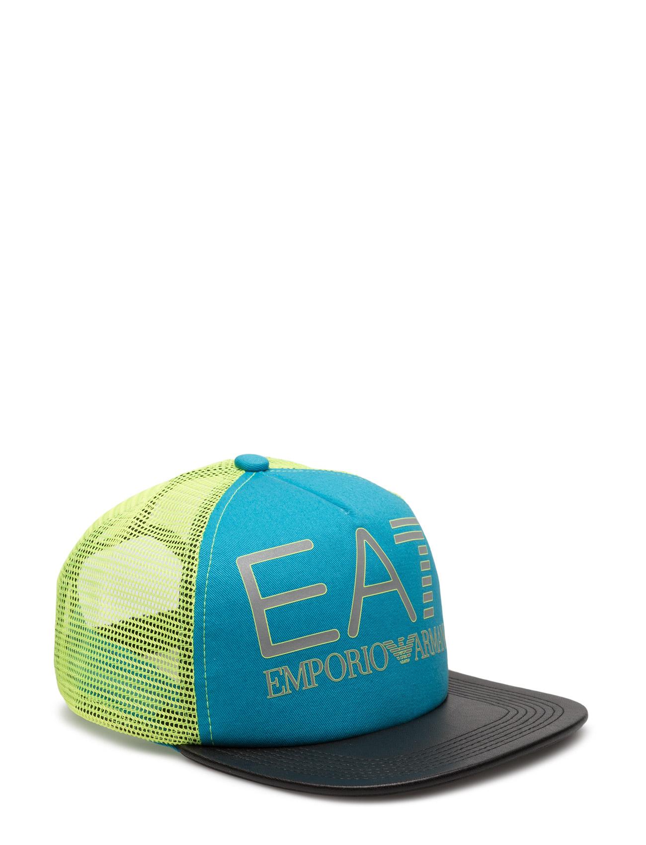 Men'S Cap EA7 Sports accessories til Mænd i