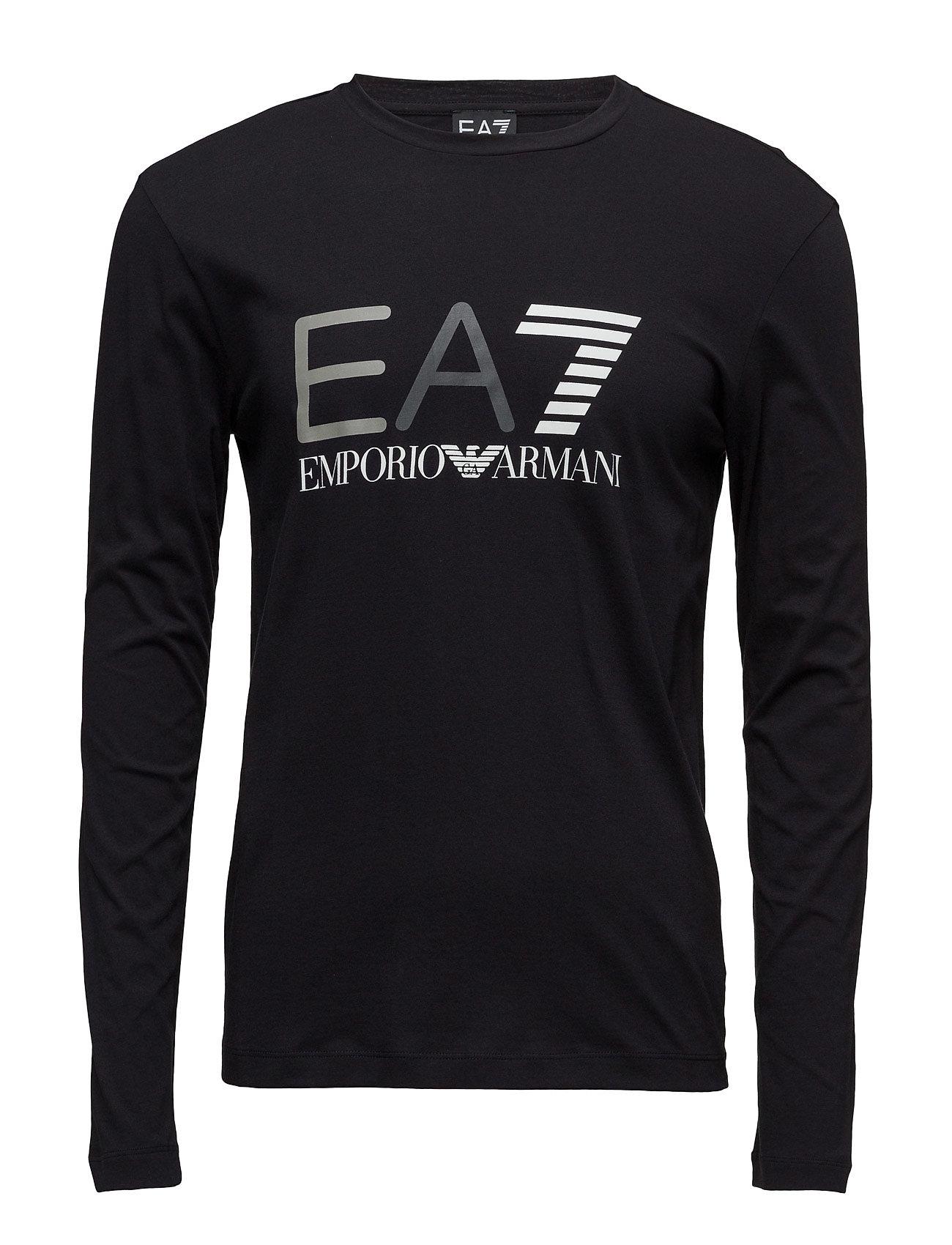 T-Shirt EA7 Langærmede til Herrer i