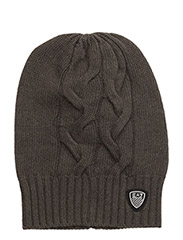 MAN'S KNIT CAP - 16444-FOREST NIGHT