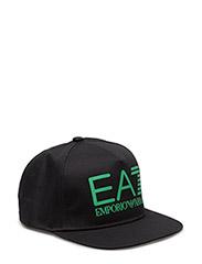 MEN'S CAP - 93120-NERO/FER GRE/FL SCAR