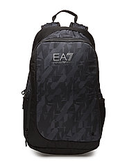 MAN'S BACKPACK - 53820-BLACK PRINT