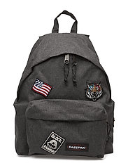 Padded Pak-R - BLACK PATCHED
