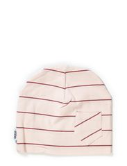 Neo beanie - Pink nude/heather lilac