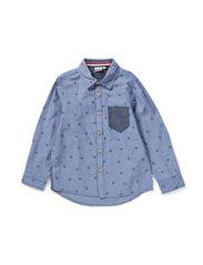 Keanu shirt l/s - Ancor print