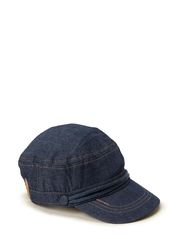 Nikke hat a la ebbe - Denim blue