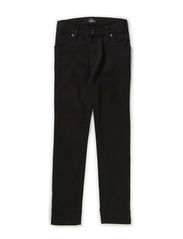 Dan Slim fit pant - Black