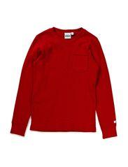 Eskil T-shirt - Red