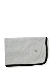 Ester Baby Blanket Double - Grey