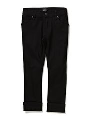 Slim fit pant - Black