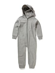 Mys sweat bodysuit - Grey mel