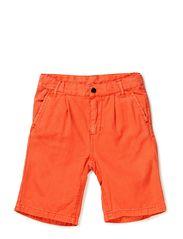 Leon Chinos shorts - 22 coral