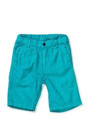 Leon Chinos shorts - 23 petrol