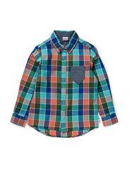 Leo Shirt l/s - 47 Multicolour check
