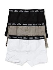 Elias Boy Boxer - Black/grey