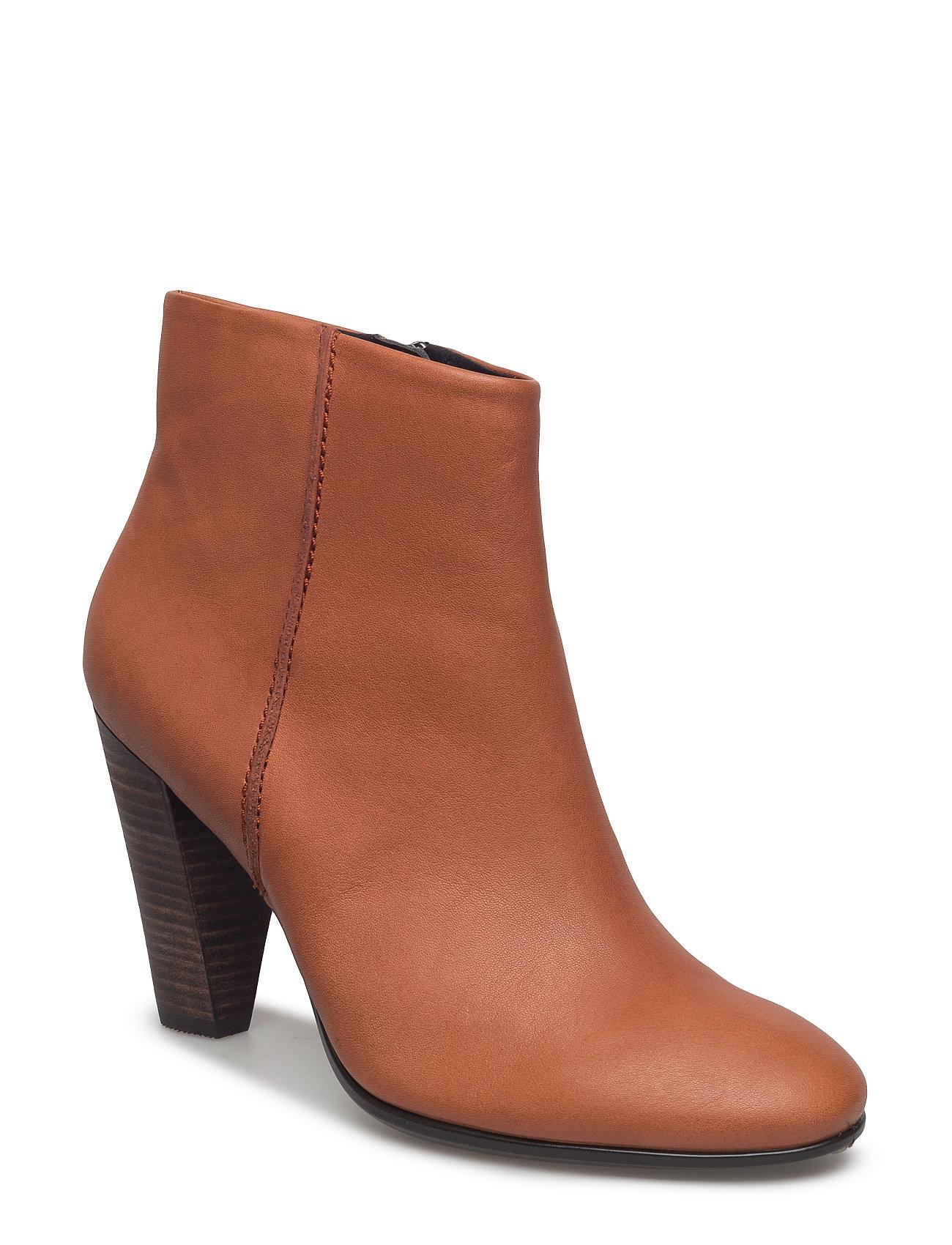 Shape 75 ECCO Støvler til Damer i cognac