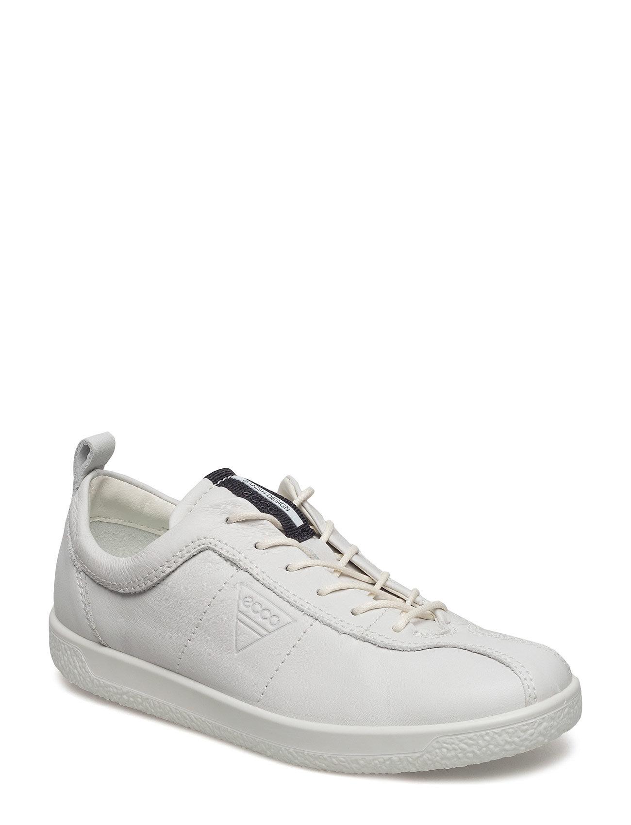 Soft 1 Ladies ECCO Sneakers til Damer i hvid