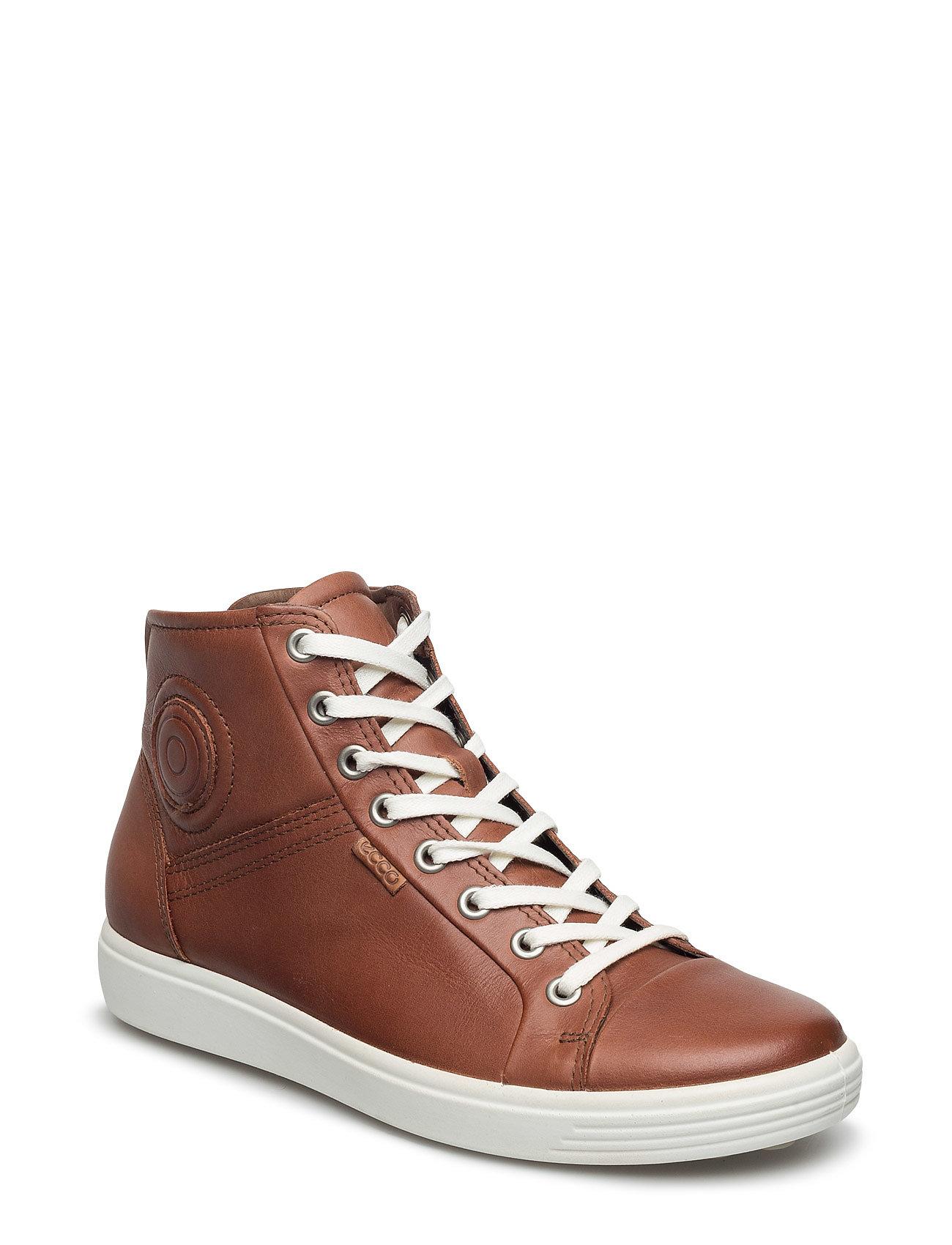 Soft 7 Ladies ECCO Sneakers til Kvinder i hvid