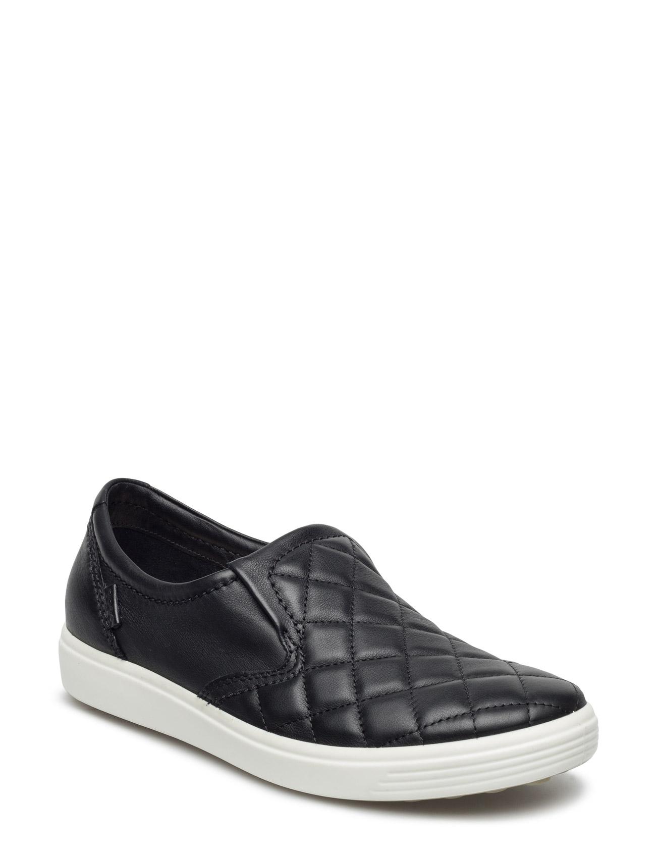 Soft 7 Ladies ECCO Sneakers til Kvinder i Sort
