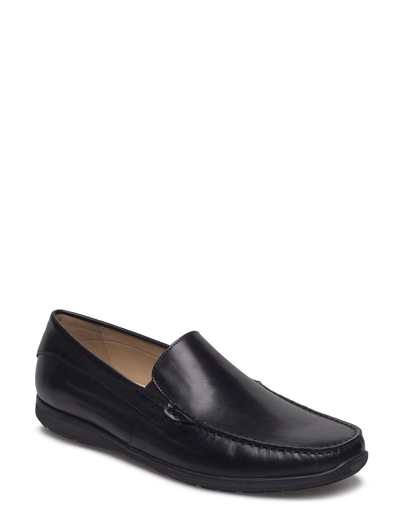 Dallas Moc ECCO Casual sko til Herrer i Sort