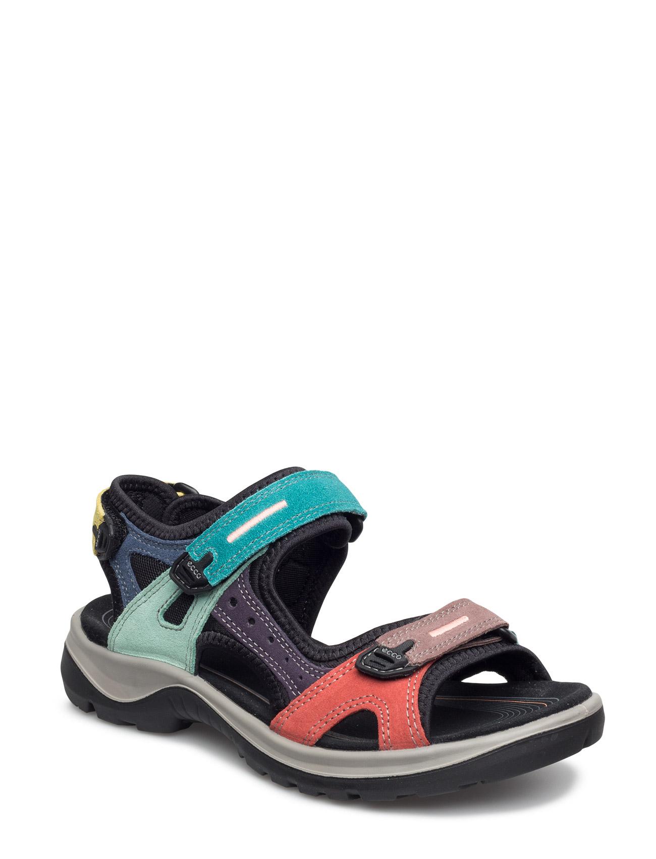 Offroad ECCO Sandaler til Damer i Multicolor