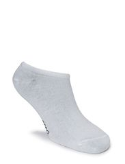 2-Pac No Show Sock - ICE WHITE
