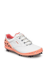WOMEN'S GOLF CAGE - WHITE/CORAL
