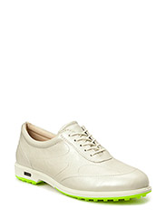 ECCO WOMENS CLAS. GOLF HYBRID - WHITE