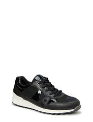 ECCO CS14 LADIES - BLACK/BLACK