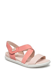 DAMARA SANDAL - ROSE DUST/CORAL