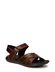 CHANDER SANDAL - COCOA BROWN/COFFEE