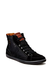 COLLIN - BLACK/BLACK/COGNAC