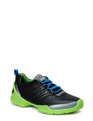 BIOM TRAIN KIDS - BLACK/GREEN FLASH