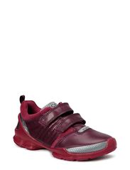 BIOM TRAIN KIDS - BUFFED SILVER/BURGUNDY/FUCHSIA/FUCHSIA