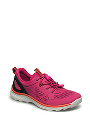 BIOM TRAIL KIDS - BEETROOT/BEETROOT-BLACK/BEETROOT