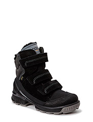 BIOM HIKE KIDS - BLACK/BLACK/BLACK/STEEL