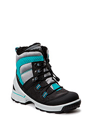BIOM HIKE KIDS - BLACK/MOONLESS/SILVER GREY-BLACK