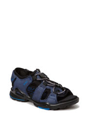 BIOM SANDAL - TRUE NAVY/BLACK