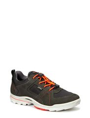 BIOM ULTRA KIDS - DARK SHADOW/TITA-BLACK/CORAL NEON