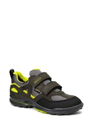 BIOM ULTRA KIDS - BLACK/DARK SHADOW/SULPHUR