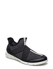 INTRINSIC SNEAKER - BLACK/BLACK-WHITE