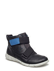 INTRINSIC SNEAKER - BLACK/COBALT