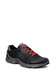 ECCO BIOM EVO TRAINER MEN - BLACK/RED ALERT