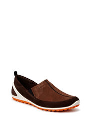 BIOM LITE MENS - COFFEE/CAMEL/ORANGE