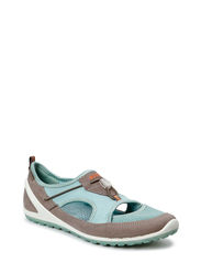 ECCO BIOM LITE LADIES - WARM GREY/ICE FLOWER