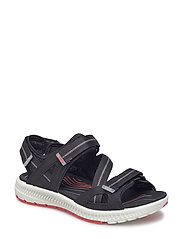 TERRA SANDAL - BLACK/TEABERRY