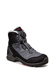 BIOM TERRAIN LADIES - BLACK/TITANIUM/PETAL TRIM